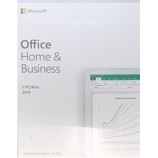 Microsoft Office 2019 Home & Business (Retail)